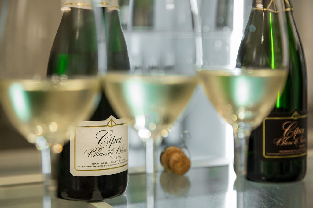 one of the most bustling bubbly producing regions